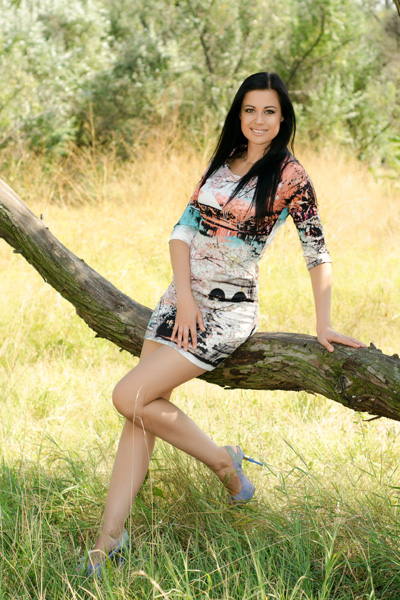 Olga 37 years old Ukraine Nikolaev, Russian bride profile, meetbrides.online