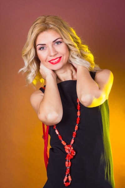 Larisa 43 years old Ukraine Dnipro, Russian bride profile, meetbrides.online