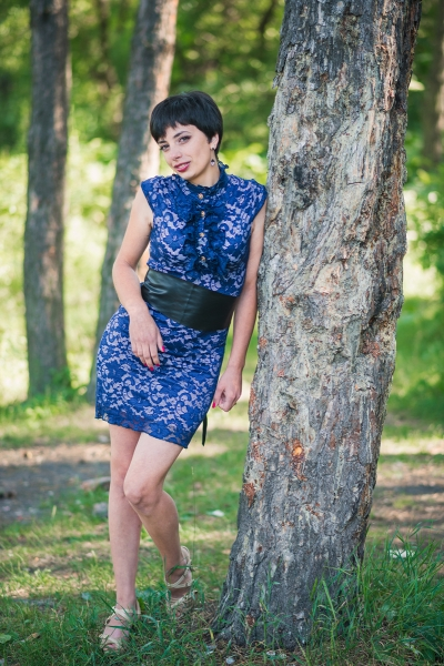 Ekaterina 30 years old Ukraine Khmelnitsky, Russian bride profile, meetbrides.online
