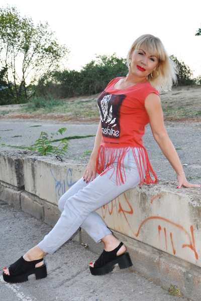 Olga 58 years old Ukraine Nikolaev, Russian bride profile, meetbrides.online