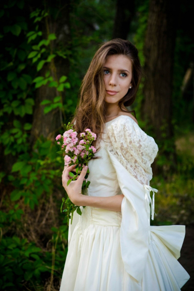 Alina 24 years old Ukraine Zaporozhye, Russian bride profile, meetbrides.online