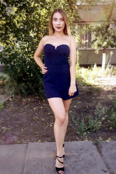 Ekaterina 24 years old Ukraine Mariupol, Russian bride profile, meetbrides.online