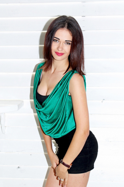 Anastasiya 23 years old Ukraine Nikolaev, Russian bride profile, meetbrides.online
