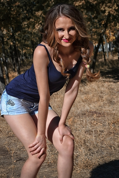 Svetlana 27 years old Ukraine Nikolaev, Russian bride profile, meetbrides.online