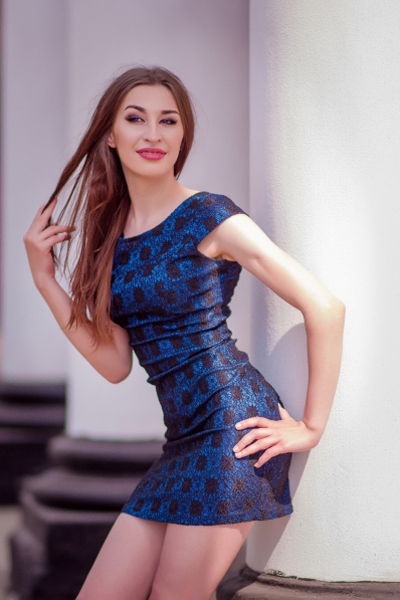 Irina 26 years old Ukraine Nikopol, Russian bride profile, meetbrides.online