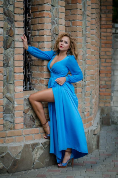 Lyudmila 33 years old Ukraine Nikopol, Russian bride profile, meetbrides.online