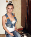 profile of Russian mail order brides Irina