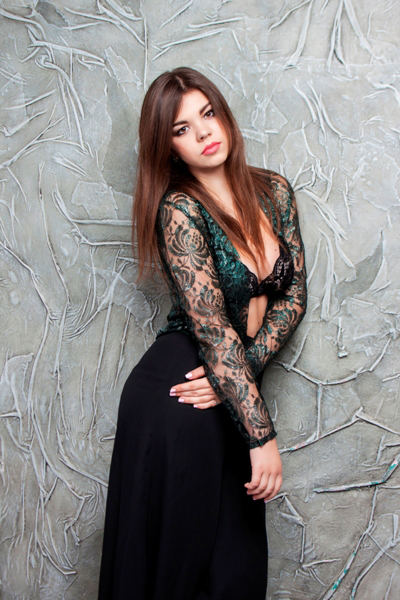 Anastasiya 25 years old Ukraine Kiev, Russian bride profile, meetbrides.online