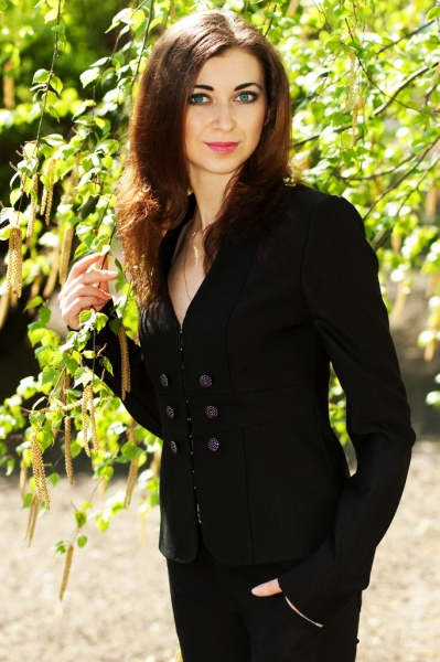 Anna 31 years old Ukraine Melitopol, Russian bride profile, meetbrides.online