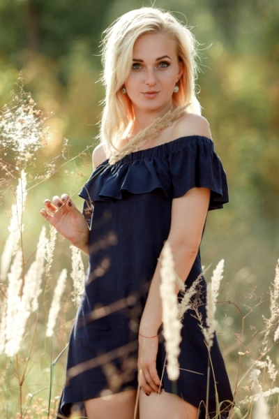 Alena 25 years old Ukraine Kirovograd, Russian bride profile, meetbrides.online