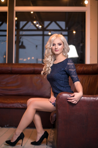 Evgeniya 24 years old Ukraine Nikolaev, Russian bride profile, meetbrides.online
