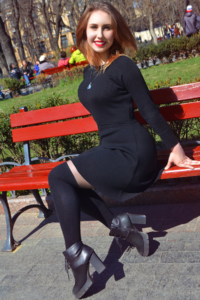 Yuliya 23 years old Ukraine Odessa, Russian bride profile, meetbrides.online