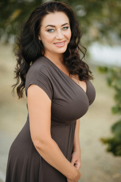 Nataliya 49 years old Ukraine Nikolaev, Russian bride profile, meetbrides.online