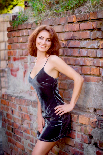 Lyudmila 41 years old Ukraine Nikopol, Russian bride profile, meetbrides.online