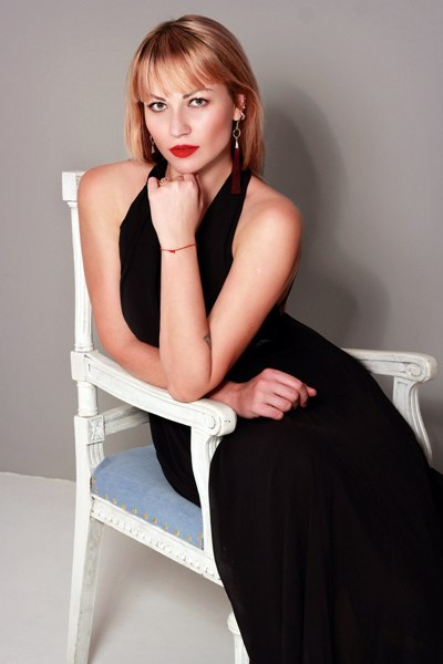 Lyudmila 31 years old Ukraine Nikopol, Russian bride profile, meetbrides.online