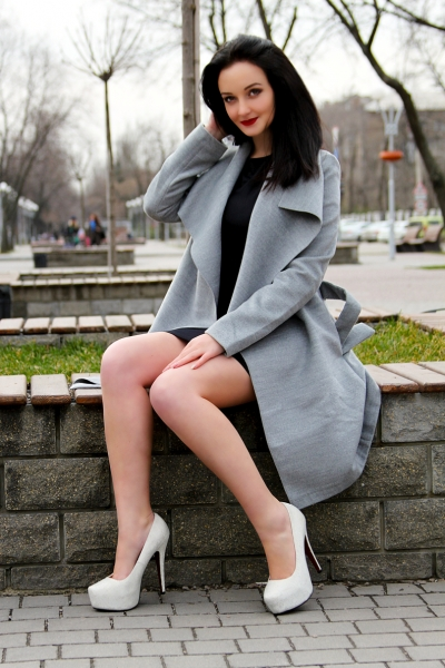 Anna 25 years old Ukraine Zaporozhye, Russian bride profile, meetbrides.online