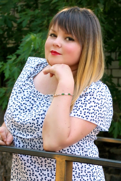 Olga 23 years old Ukraine Nikolaev, Russian bride profile, meetbrides.online