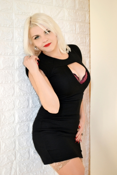 Elena 33 years old Ukraine Pavlograd, Russian bride profile, meetbrides.online
