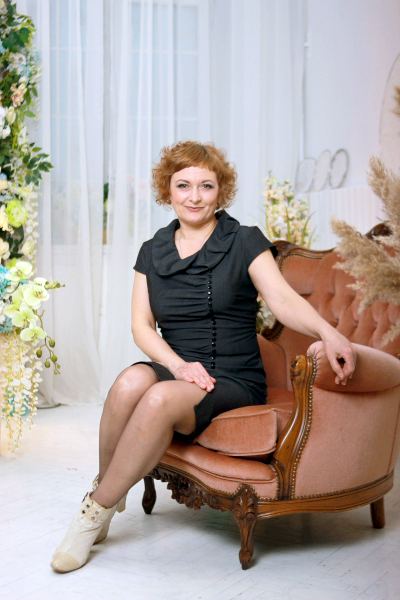 Anjela 52 years old Ukraine Dnepropetrovsk, Russian bride profile, meetbrides.online