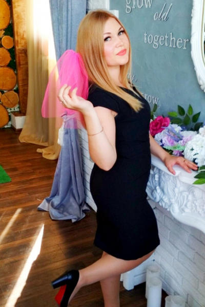 Yuliya 27 years old Ukraine Nikolaev, Russian bride profile, meetbrides.online