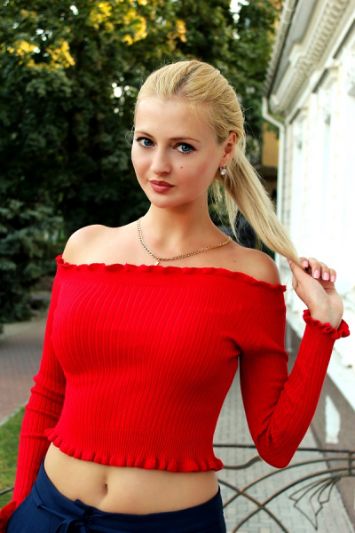 Anna 29 years old Ukraine Nikolaev, Russian bride profile, meetbrides.online