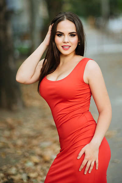 Elizabet 24 years old Ukraine Nikolaev, Russian bride profile, meetbrides.online