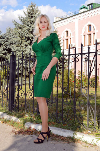 Alena 34 years old Ukraine Pavlograd, Russian bride profile, meetbrides.online