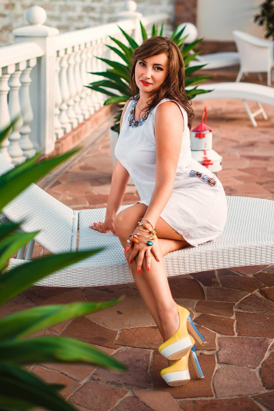 Marina 43 years old Ukraine Kherson, Russian bride profile, meetbrides.online