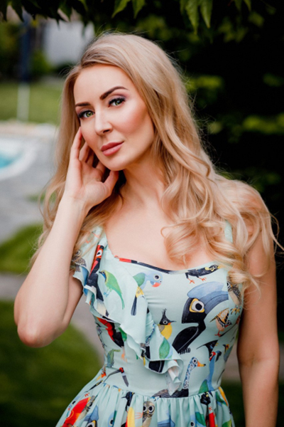 Olga 40 years old Ukraine Dnipro, Russian bride profile, meetbrides.online
