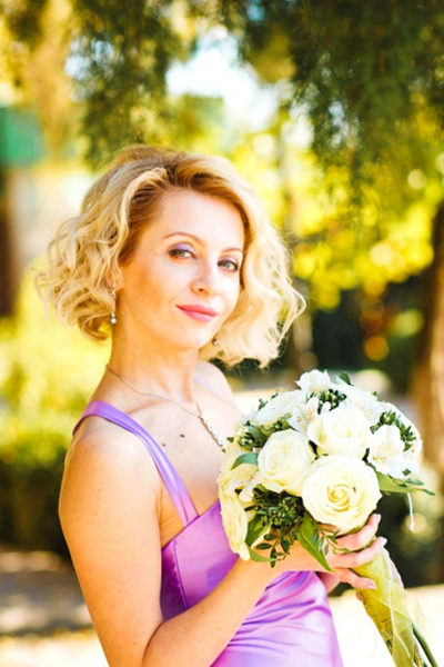 Irina 44 years old Ukraine Kremenchug, Russian bride profile, meetbrides.online