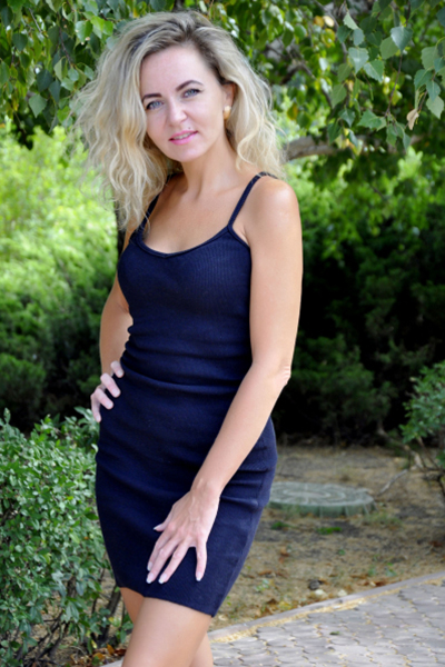 Inna 44 years old Ukraine Nikolaev, Russian bride profile, meetbrides.online