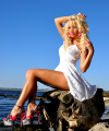 profile of Russian mail order brides Liliya